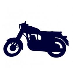 Samolepka na auto-Jawa