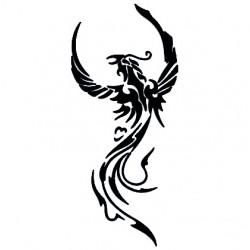 Samolepka na auto - tatoo 04
