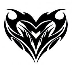Samolepka na auto - tatoo 05