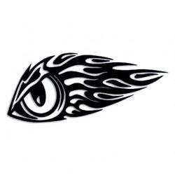 Samolepka na auto - tatoo 017